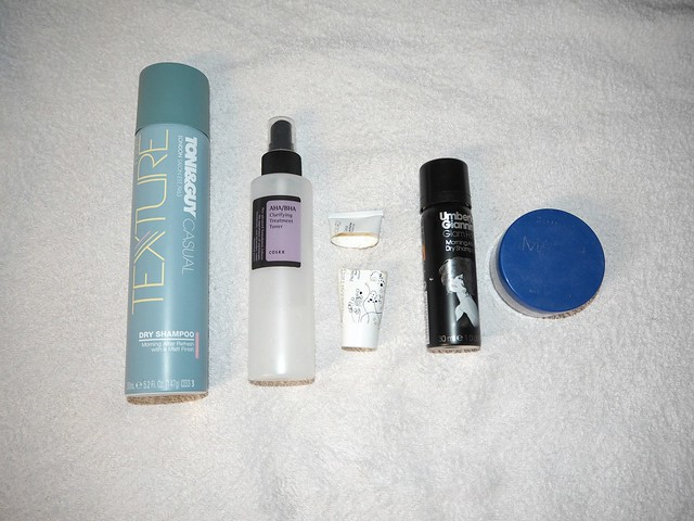 April Beauty Empties