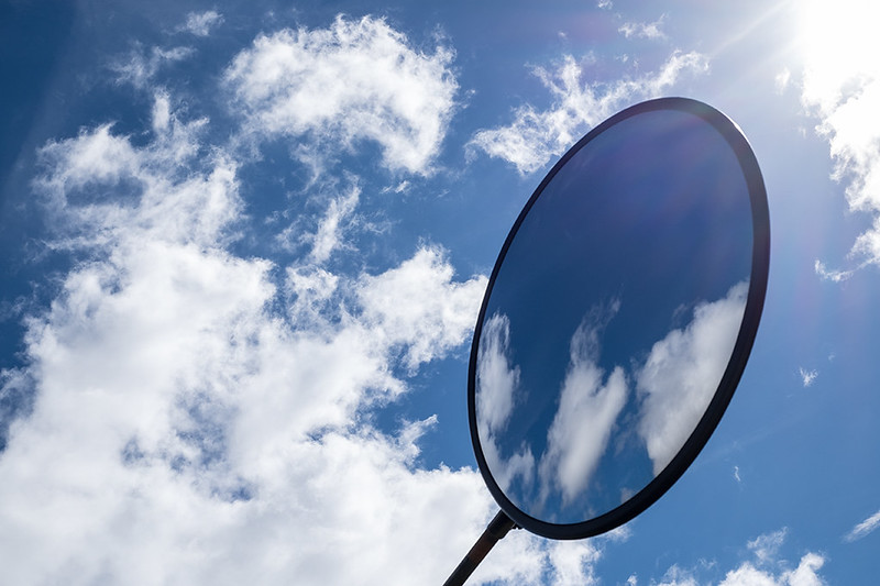 Espejo, espejito mágico ¿Qué nube es la más hermosa?