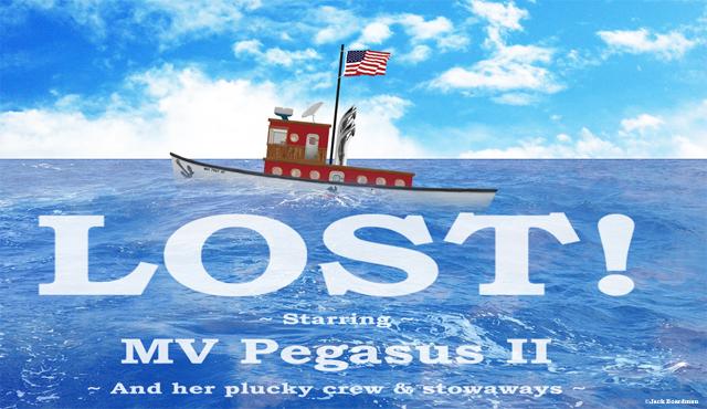 LOST Banner ©Jack Boardman