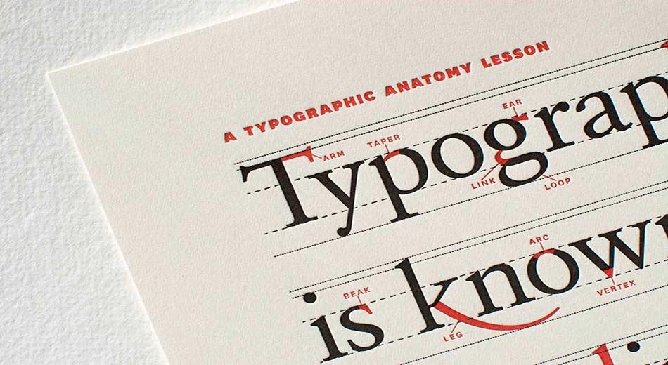 Herramientas para identificar una fuente o tipografía
