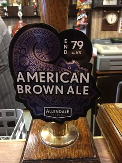 Allendale, American Brown Ale, England