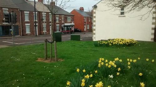 Sunniside Front Street Apr 17 1