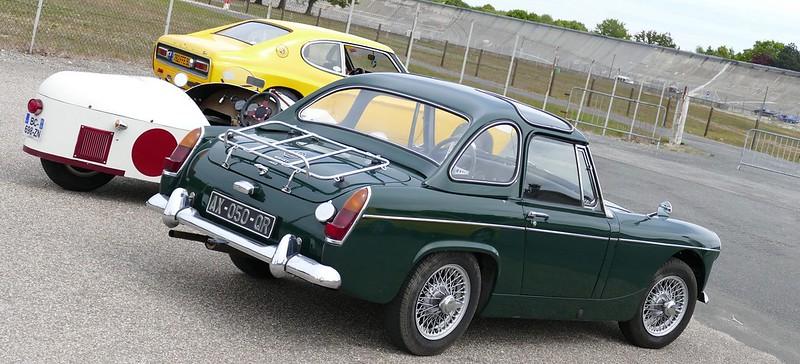 MG Midget Mk2 1962 - Autodrome Linas Montlhéry Avril 2017 33974285580_3cc2571a33_c