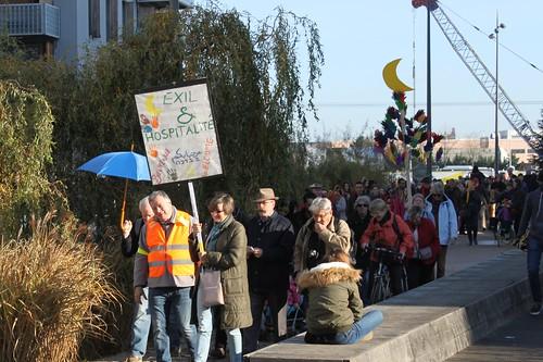 Marche Exil et Hospitalité