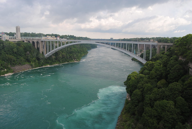 Rainbow Bridge from Observation Tower