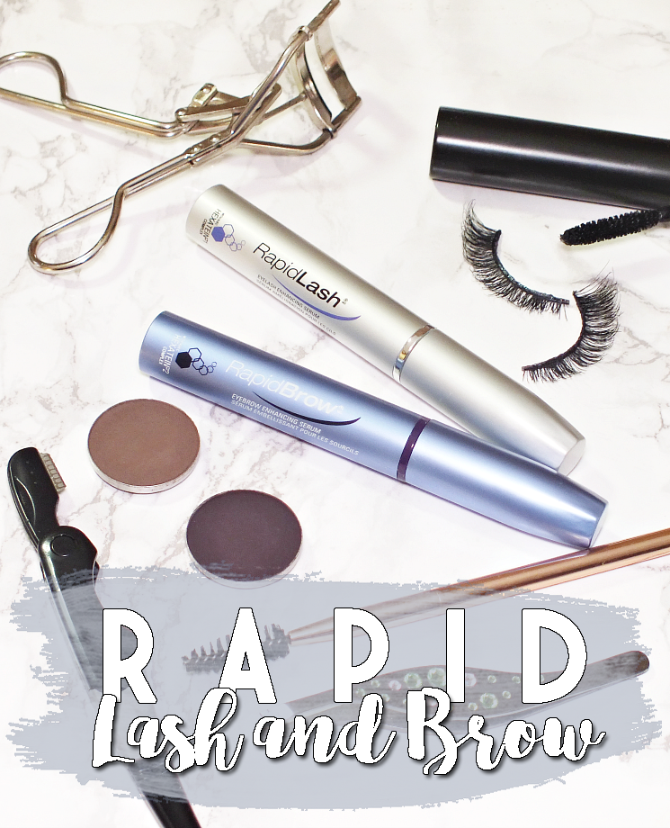 rapid lash and brow review and results