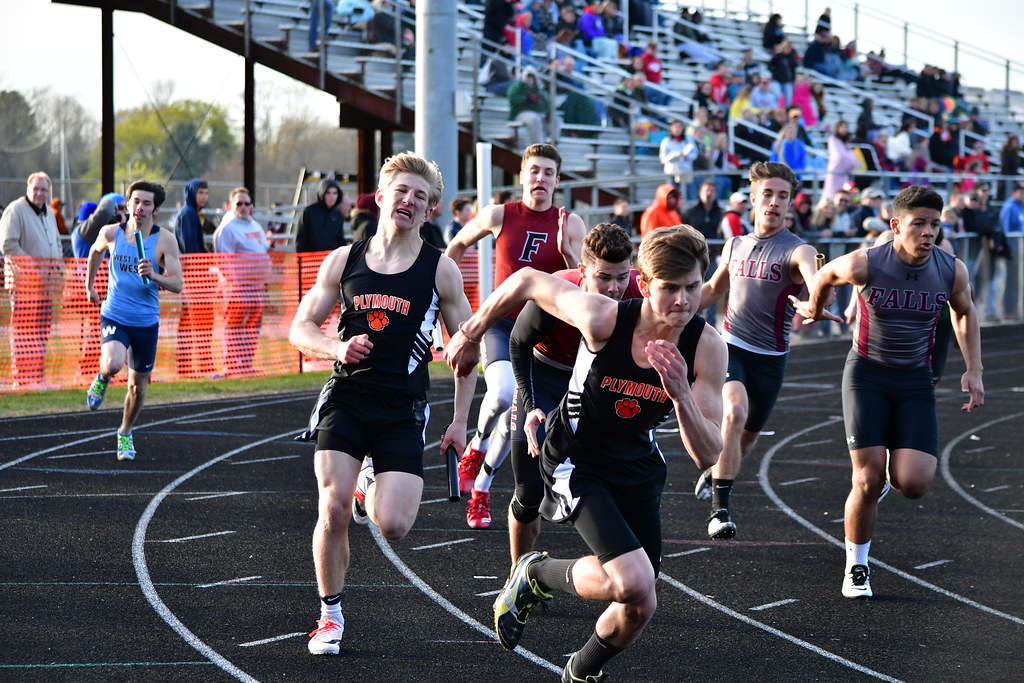 PHS Track at West Bend Invite