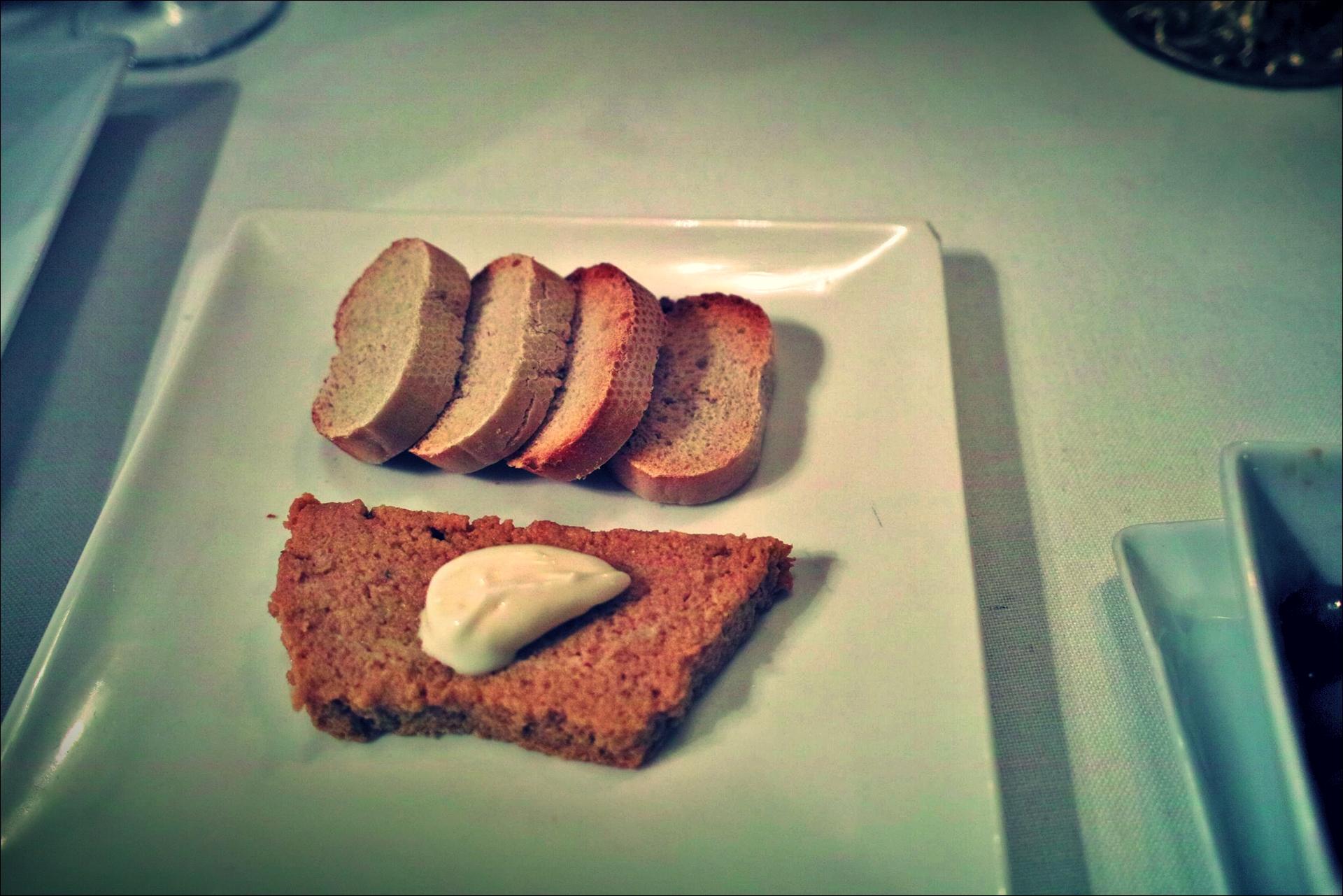빵-'자카란다 레스토랑, 산탄데르(Restaurante Jacaranda, Santander)'
