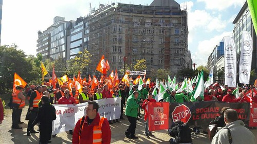 vida kämpft in Brüssel gegen Sozialdumping im europäischen Straßentransport
