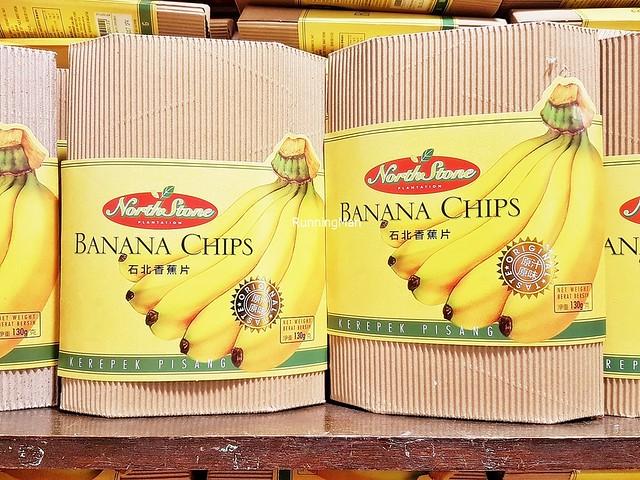 Snack Chips Banana