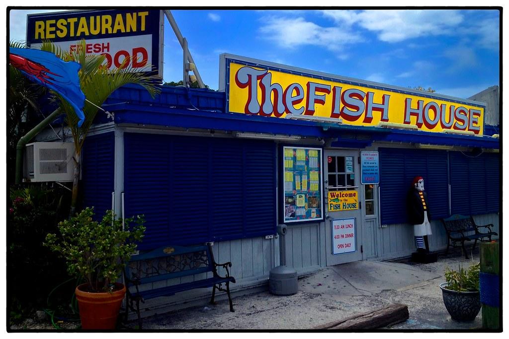 The fish house key largo house plan 2017 for Key largo fish market