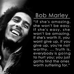 Shes Amazing Words Quote Bobmarley Girls Wisesaid A Flickr
