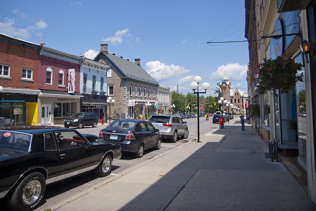 Arnprior (ON) Canada  City new picture : Arnprior heritage district. Ottawa Valley towns and small cities ...