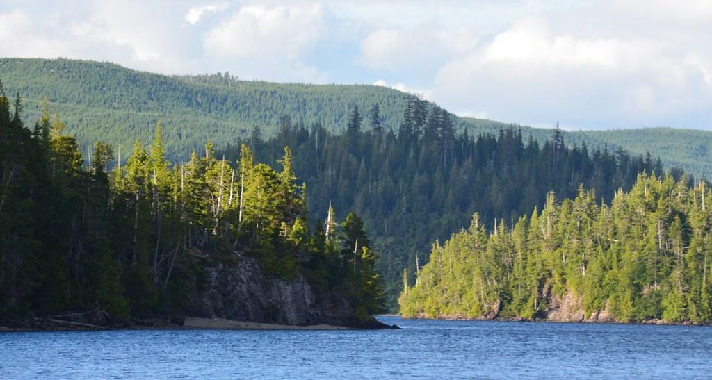 Yakoun Lake Graham Island Haida Gwaii British Columbia