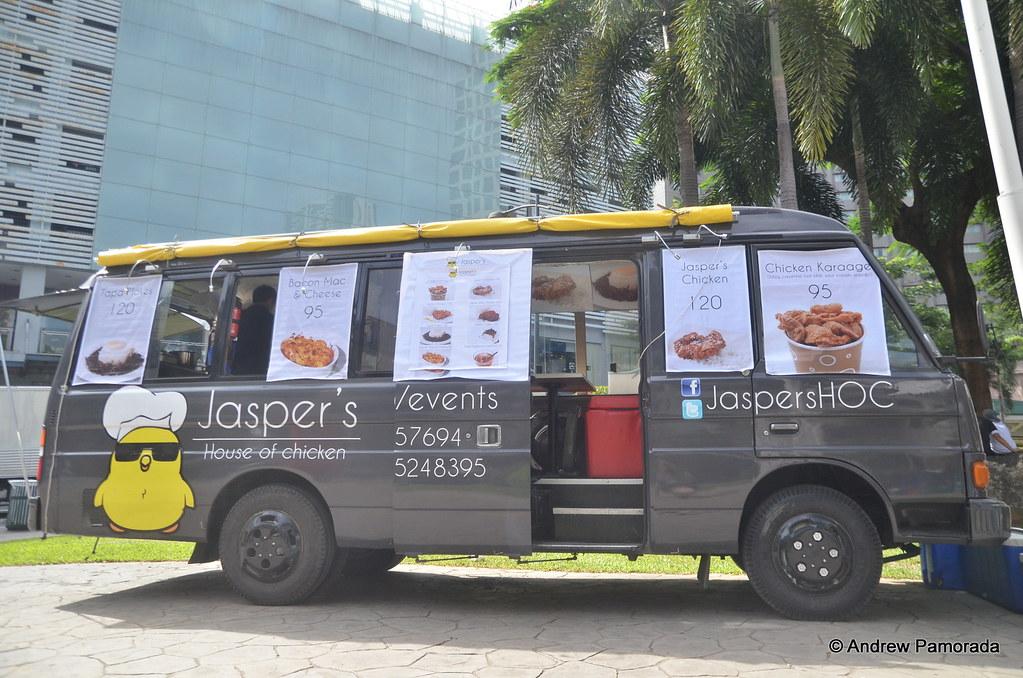 Space Food Truck Apk
