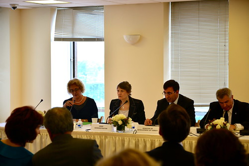 Turkey Side Event - Sustainable Development and the Post-2015 Development Agenda | by United Nations Development Programme