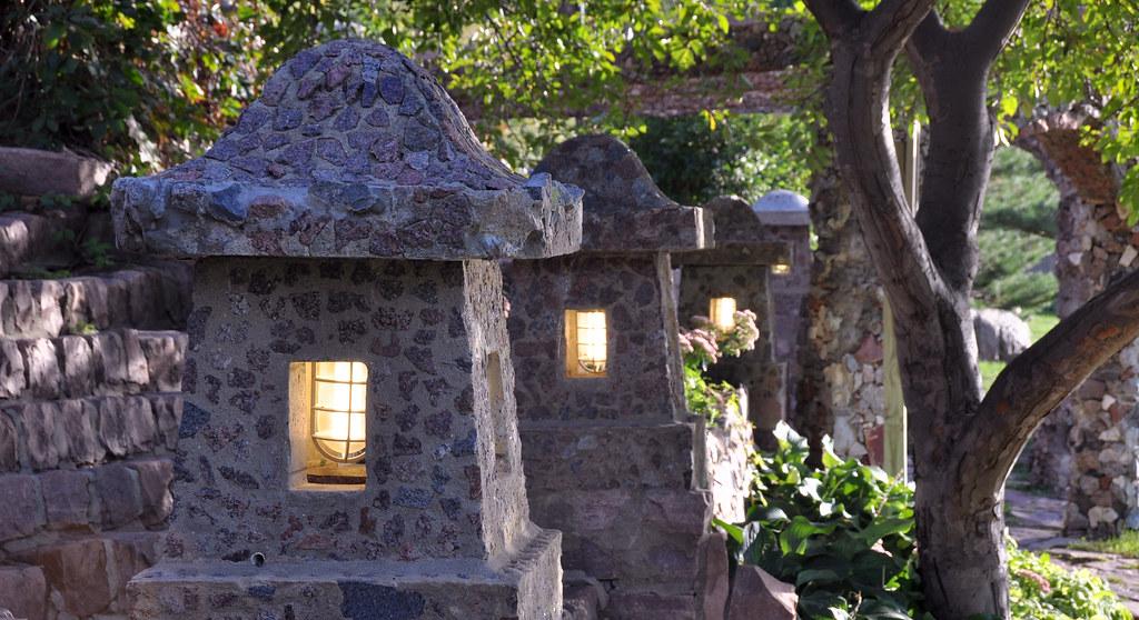Japanese Gardens Sioux Falls Michael Hannaher Flickr