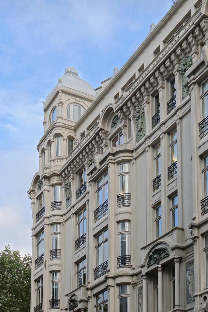 Immeuble du si ge de l 39 ancienne entreprise hennebique par for Architecte 3d wikipedia