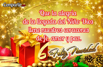 Frases De Amor Hermosa Tarjeta Con Mensaje De Navidad De Flickr