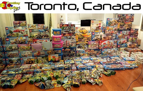 Creations for Charity in Canada Eh! | by Si-MOCs