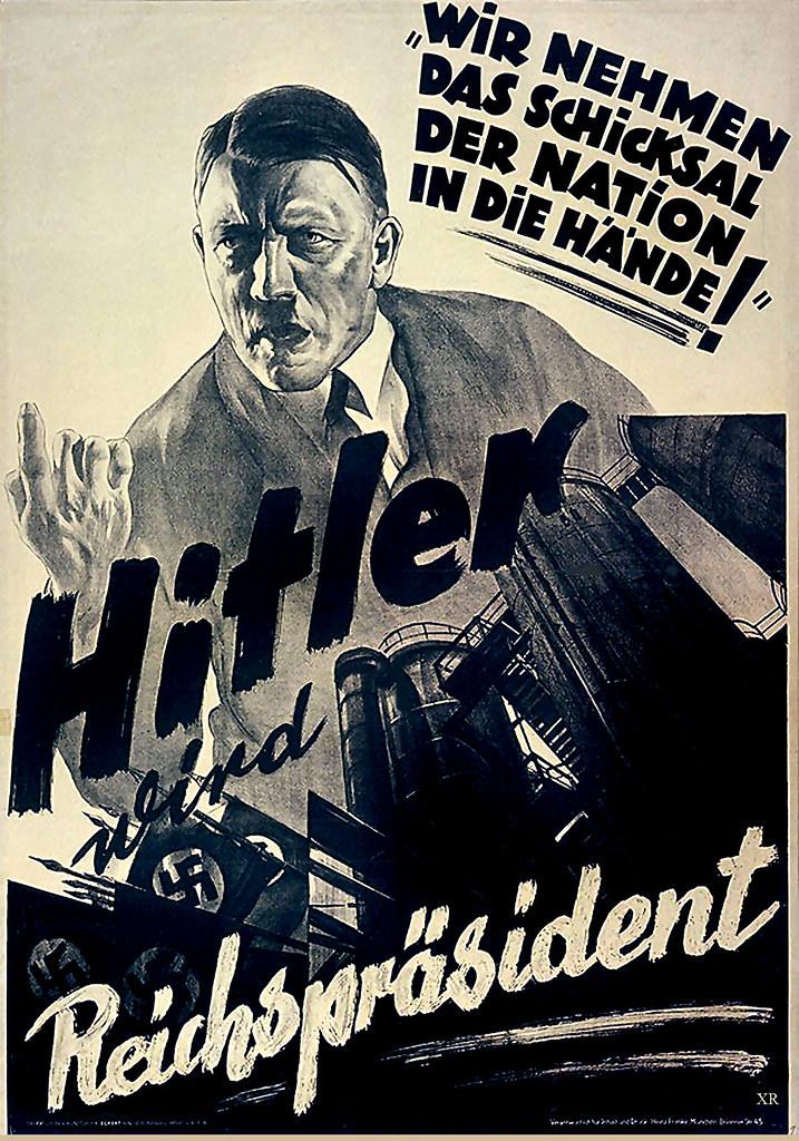 Hitler And Propaganda Essay Research Paper Propaganda