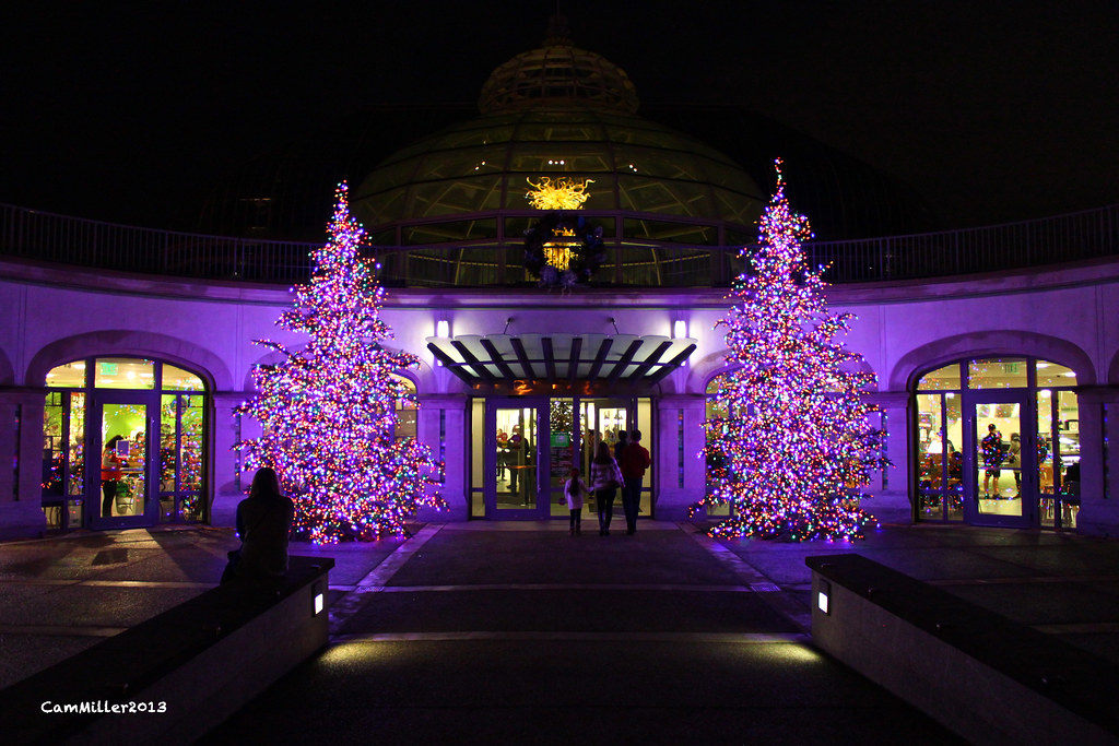 phipps conservatory by pittsburgh cam miller