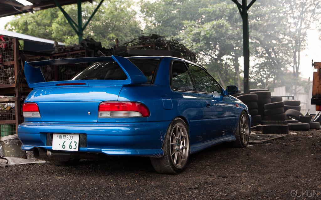 Subaru Impreza Gc8 Wrx Sti My99 The Original Quot Classic