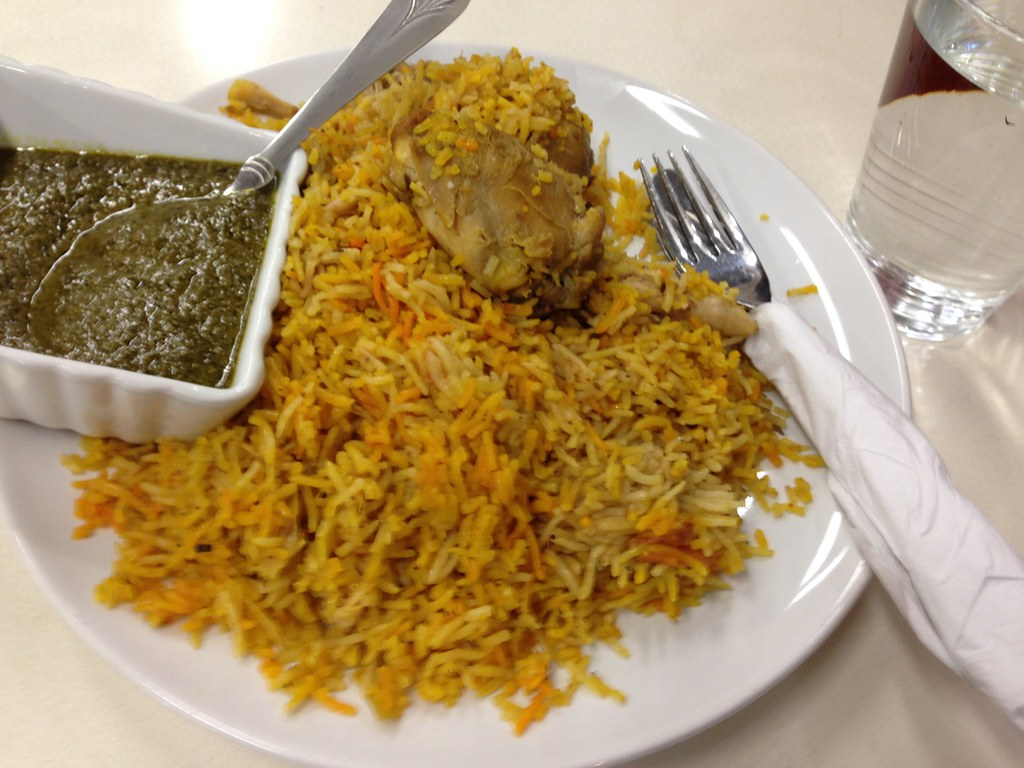 Pakistansk mat | Mmm. Kylling Biryani på Lahori Dera og så v… | Flickr