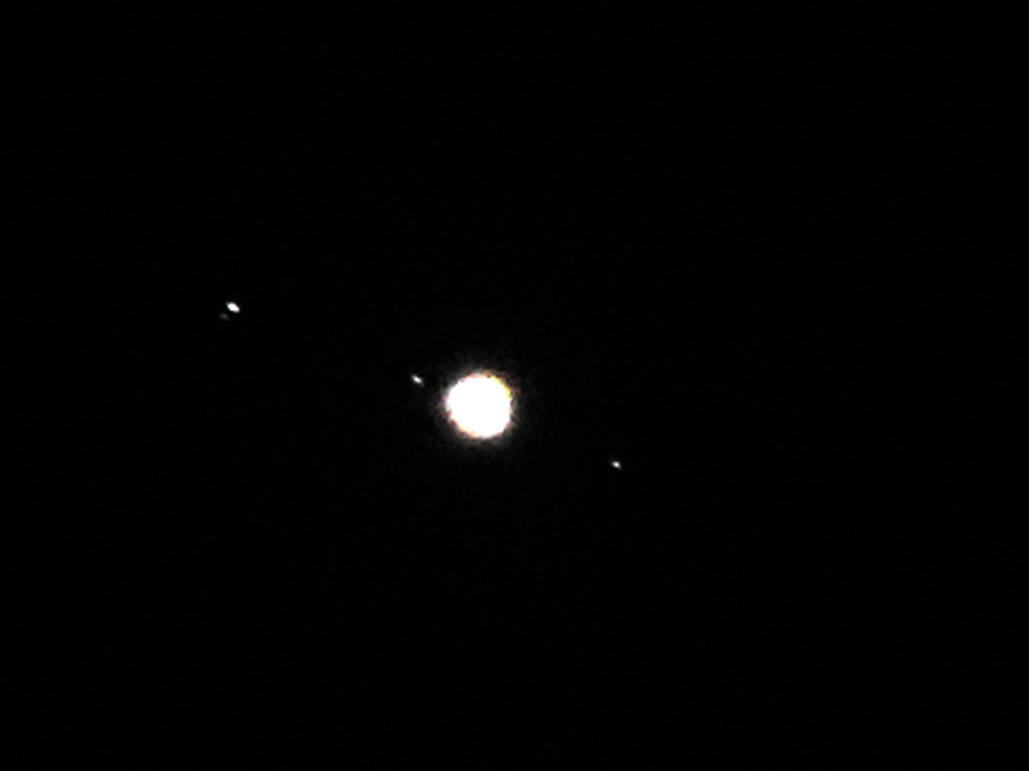 Galilean Moons Ganymede And The Galilean Moons