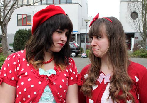 Lolitas in Red - Twelve