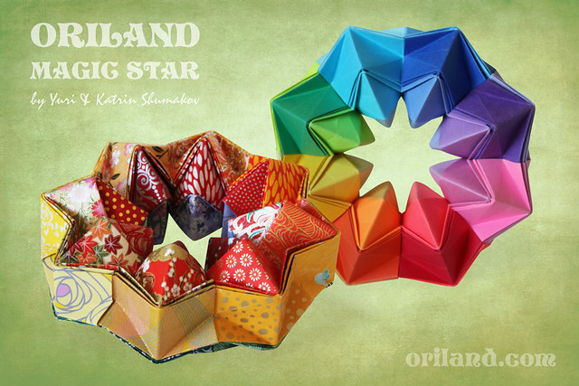 Oriland Magic Star