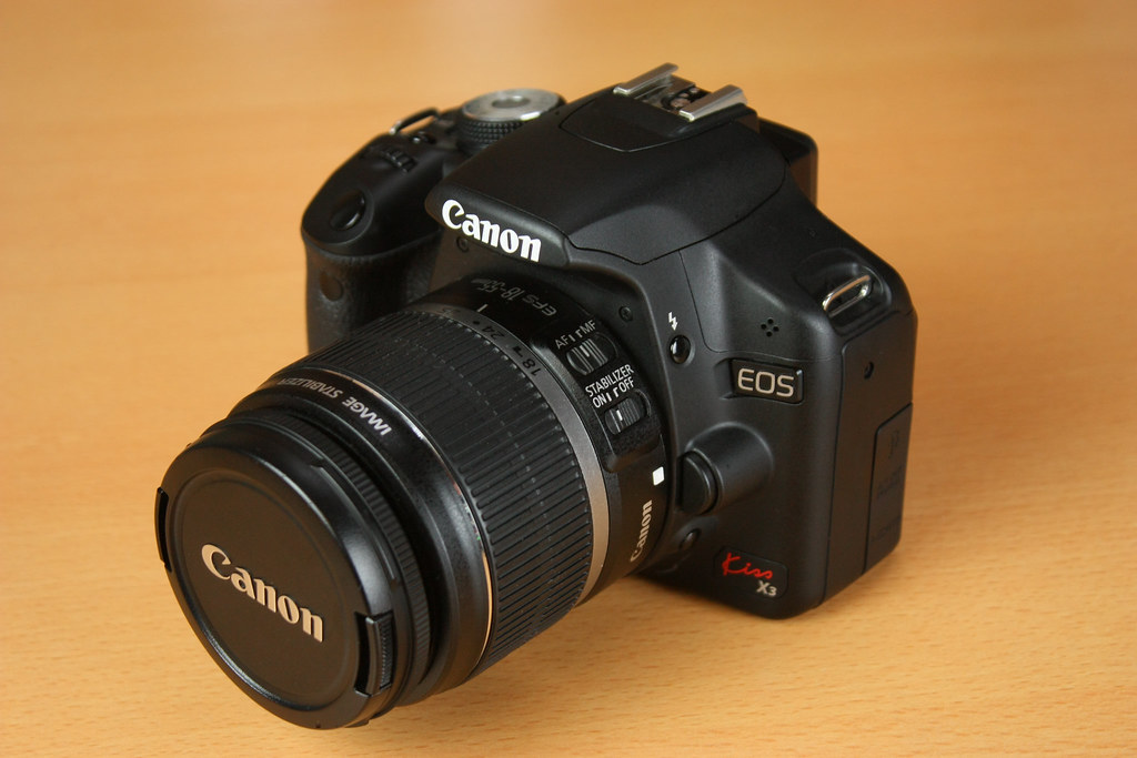 canon eos kiss x3 review