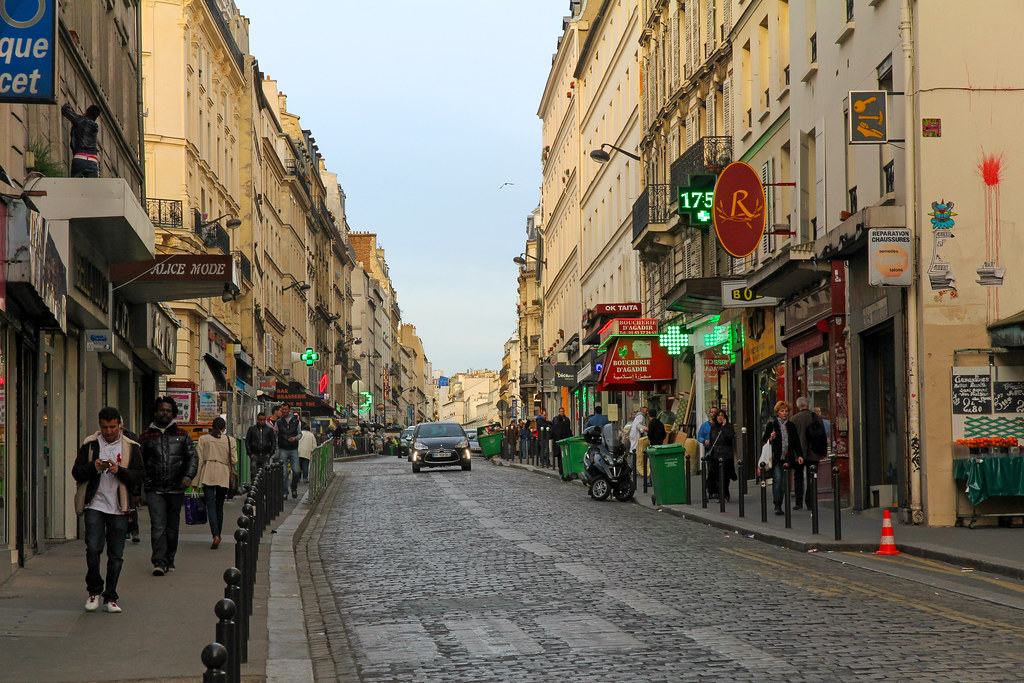 Rue du Faubourg du Temple - Paris (France) | Rue du Faubourg… | Flickr