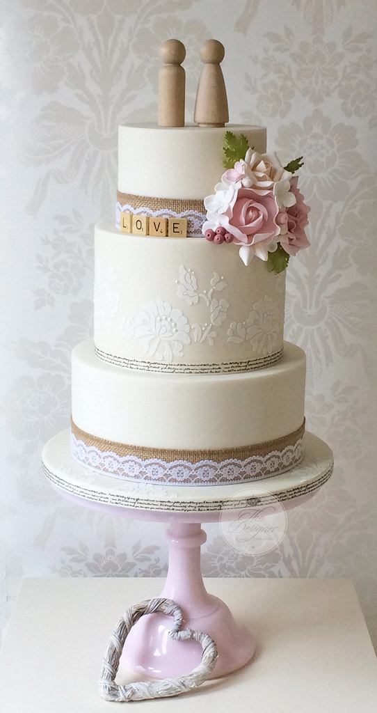 vintage inspired wedding cakes rustic vintage wedding cake the gave me the peg 21602