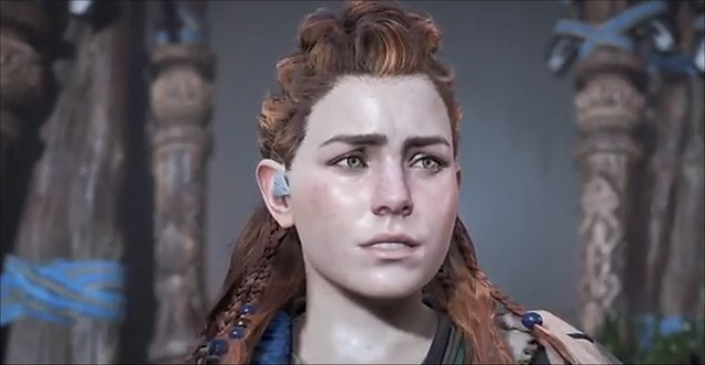 Horizon Zero Alba - Aloy The Seeker
