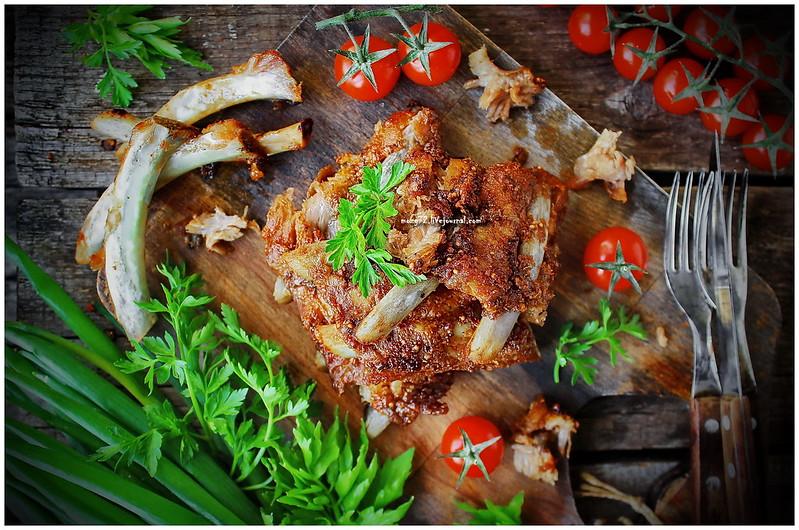 ...pork ribs grill