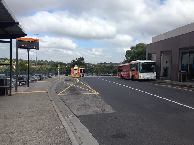 The Pines bus interchange, Doncaster East