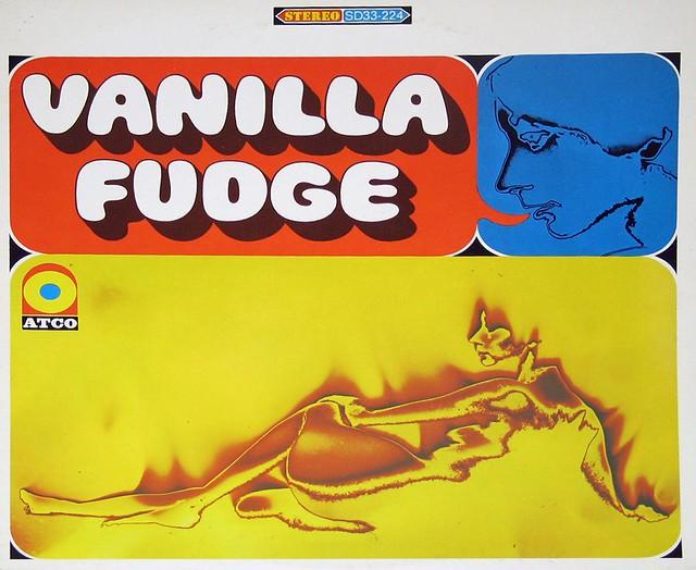Vanilla Fudge S/T Self-Titled