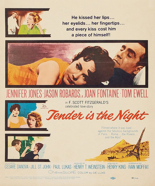 Tender Is the Night - Poster 1