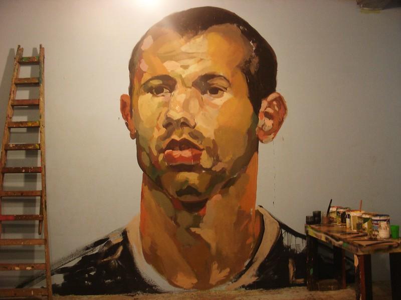 retrato Mascherano