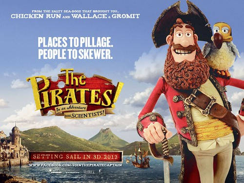 The Pirates - Poster 1
