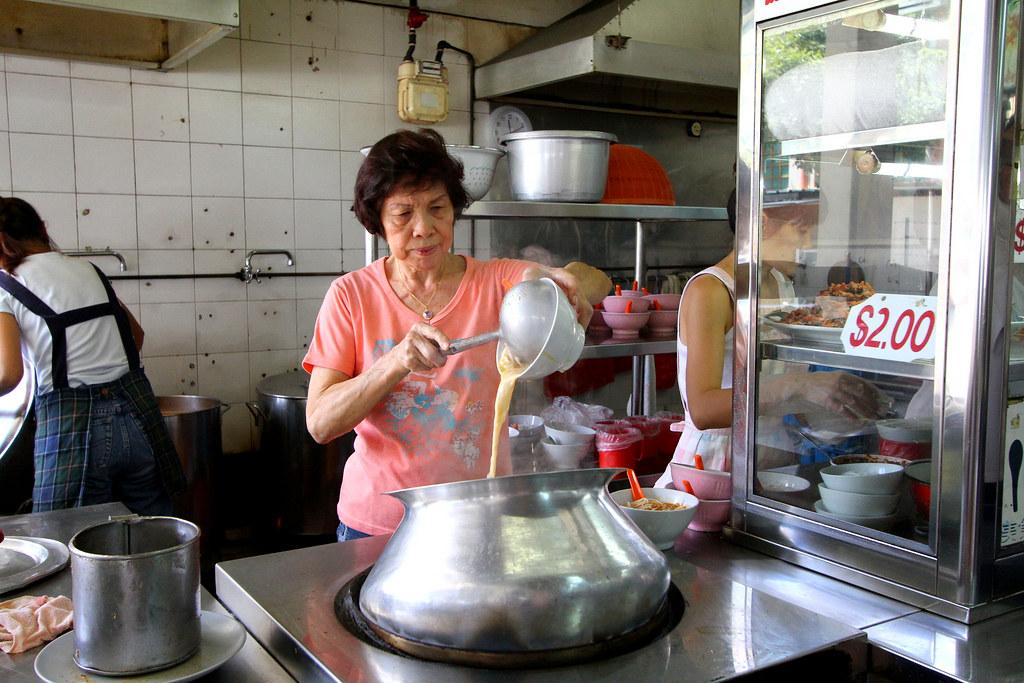 Best Laksa: Sungei Road Laksa Aunty