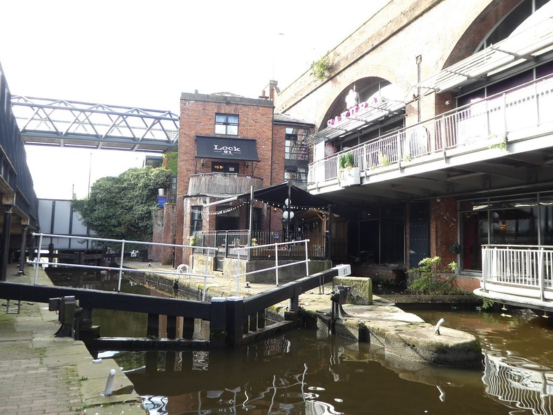 Rochdale Canal, Manchester