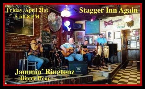 Jammin' Ringtonz 4-21-17