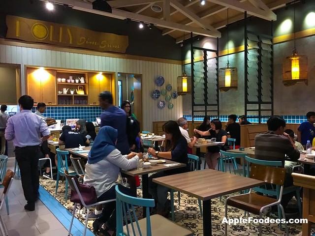 Dolly Dim Sum Restaurant NU Sentral Mall