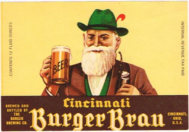 Cincinnati-Burger-Brau-Beer-Labels-Burger-Brewing-Company