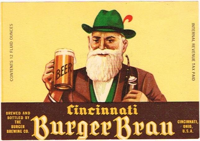 Cincinnati-Burger-Brau-Beer-Labels-Burger-Brewing-Company