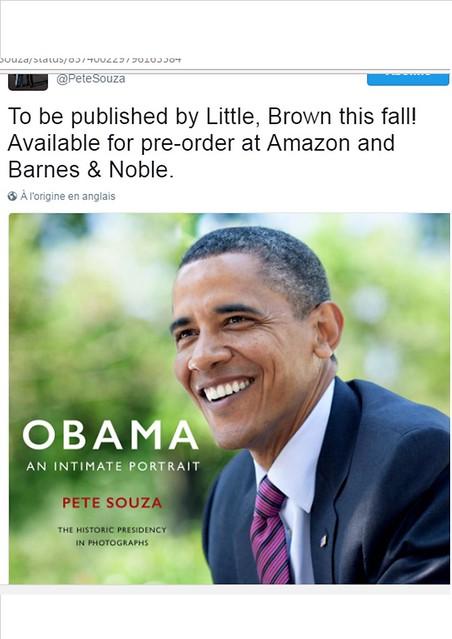 Pete Souza 27 04 17