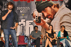 Rogue Movie Successmeet stills
