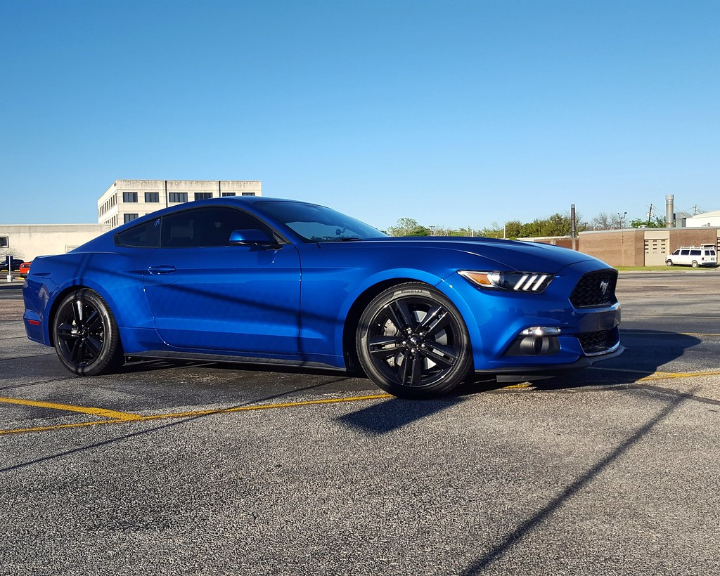 The Lightning Blue Ecoboost Mustang Thread Page 2 Ford